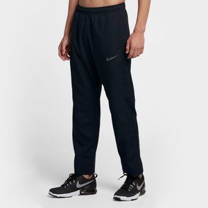 NIKE | Black Athletic Active Sports Long Pants XXL